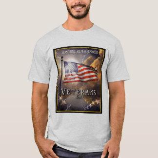 Der Tag des Veterans - Erinnern an einen T-Shirt