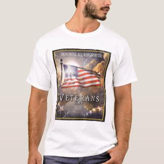 Der Tag des Veterans - Erinnern an unsere T-Shirt