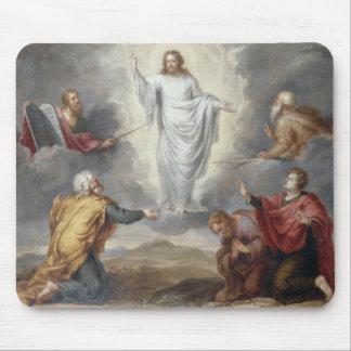 Der Transfiguration (Öl auf Kupfer) Mousepad