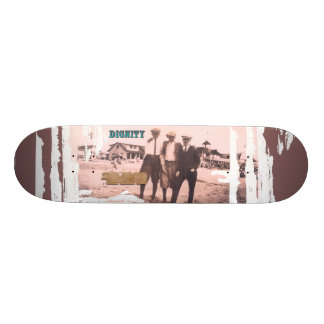 Der Vater 20,1 Cm Skateboard Deck