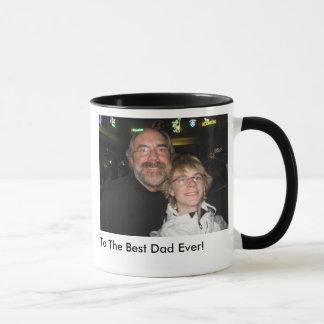 Der Vatertags-Becher Tasse