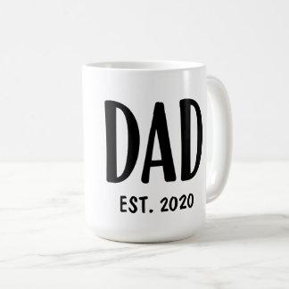 Der Vatertags-Vati-kundenspezifische Kaffee-Tasse Tasse