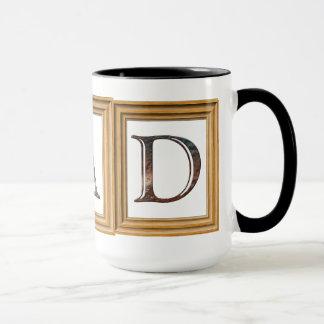 Der Vatertags-Vatikaffee-Tasse Tasse