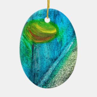 Der versteckte Geist Keramik Ornament