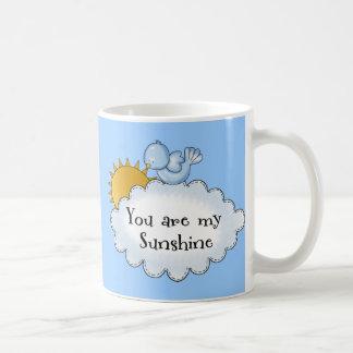 Der Vogel Sun des Kindes sind Sie mein Tasse