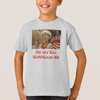 Der Weihnachtself T-Shirt