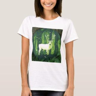 Der weiße Hirsch T-Shirt