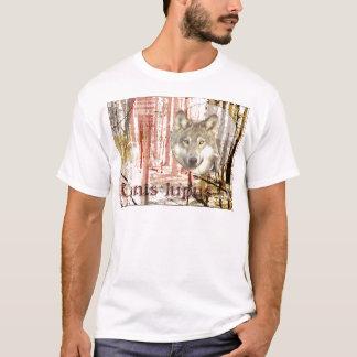 Der Wolf (Canis Lupus) T-Shirt
