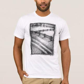 Der Zaun T-Shirt