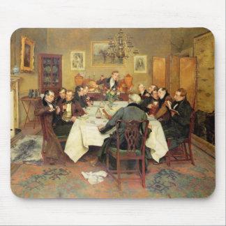 """Des der Toast-""""Schatze Bagmans und Ehefrauen (Öls Mousepad"""