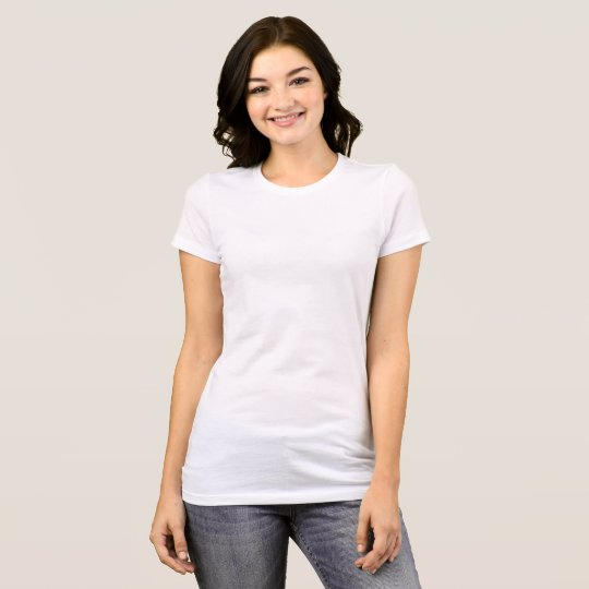 Bella+Canvas Favorite Jersey T-Shirt für Frauen