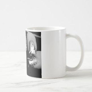 Designer-Fingernägel Kaffeetasse