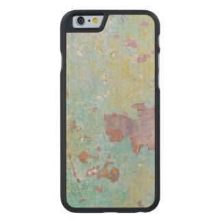 Details des gemalten Forts Hayden, WA der Wand-  Carved® iPhone 6 Hülle Ahorn