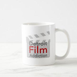Detroit-Film-Sucht Kaffeetasse