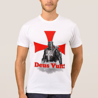 Deus Vult! T-Shirt