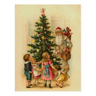 Deutsch-Sankt-Weihnachtspostkarten Postkarte
