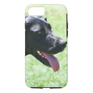 Deutsche Dogge iPhone 7 Fall iPhone 8/7 Hülle