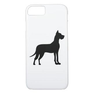 Deutsche Dogge iPhone 8/7 Hülle