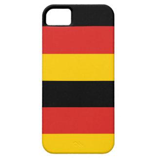 Deutsche Flaggen-Streifen iPhone 5 Case