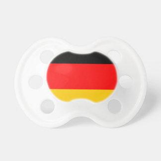 Deutscher Flagge Deutsche Flagge Baby-Schnuller Schnuller
