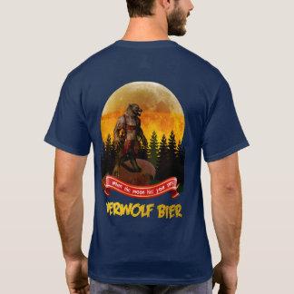 Deutscher Werwolf Totenbahre - bayerischer T-Shirt