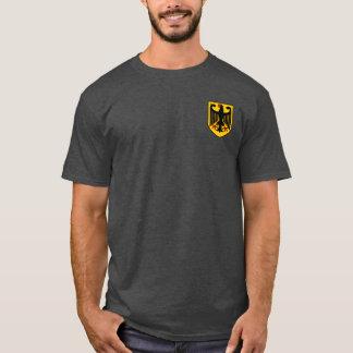 Deutschland-/Deutschland-Adler-Wappen Shirt