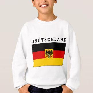 Deutschland Flagge Sweatshirt