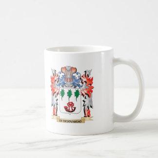 Di-Bernardo-Wappen - Familienwappen Tasse