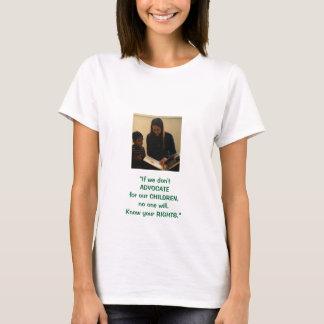Diagnose die Recht-des Grüns der Eltern T-Shirt