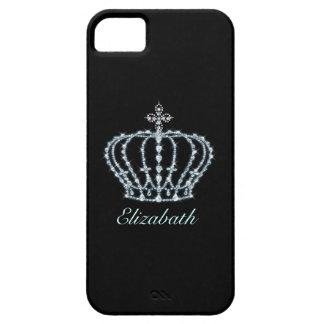 Diamant-Krone iPhone 5 Etuis