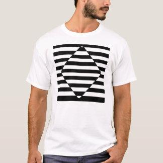 Diamant-optische Täuschung T-Shirt