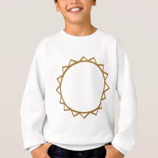 Diamant-Rad-Kreise: Addieren Sie Text-oder Sweatshirt