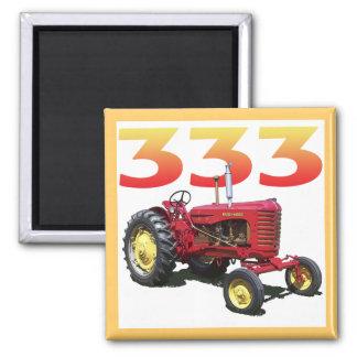 Die 333 quadratischer magnet