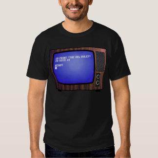Die 80er Regel!! Hemd