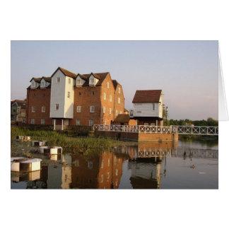 Die Abtei-Mühle Karte