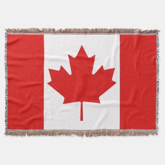 Die Ahornblattflagge von Kanada Decke