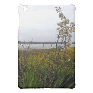 Die andere Seite von Eichen-Insel iPad Mini Hülle