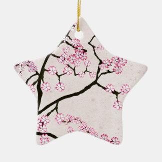 die antike Blüte 7 der tony fernandess Keramik Ornament