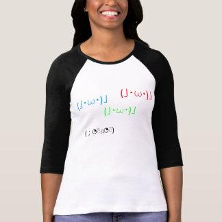 Die Ausführung das Emoji T-Shirt