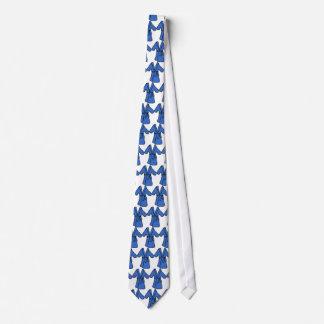Die Bademantel-Krawatte Personalisierte Krawatten