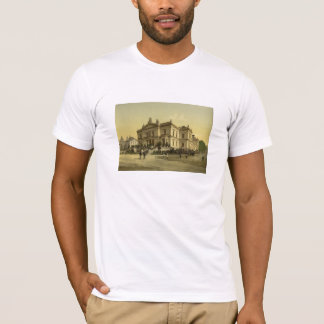 Die Bäder, Wellness-Center, Belgien T-Shirt