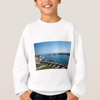 Die begrüßenbatterie sweatshirt