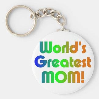 Die bestste Mamma der Welt Schlüsselanhänger