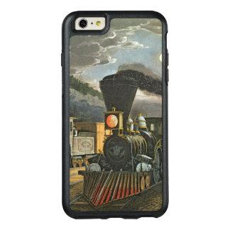 Die Blitz-Eilzüge, 1863 OtterBox iPhone 6/6s Plus Hülle