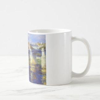 Die Brücke am chatou durch Pierre-Auguste Renoir Kaffeetasse