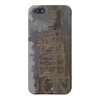 Die Brücke unter Reparatur (1871-1872) iPhone 5 Etui