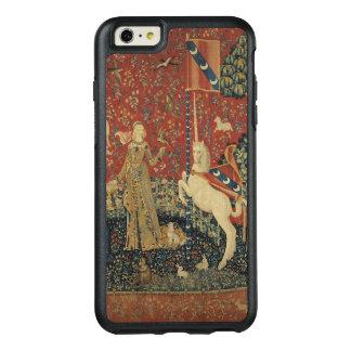 Die Dame und das Einhorn: 'Taste OtterBox iPhone 6/6s Plus Hülle