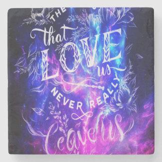 Die diese Liebe wir Amethyst Träume Steinuntersetzer