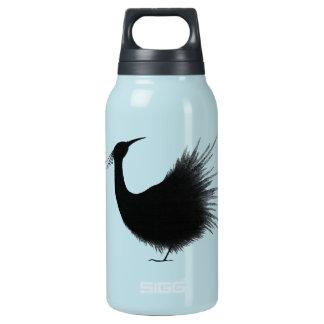 Die Dschungel-Vogel-Thermo Tasse Isolierte Flasche