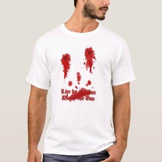 Die durch das Gewehr T-Shirt